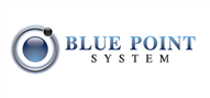 Logoinn created this logo for Blue Point System - who are in the Information Technology Logo Design  Sectors