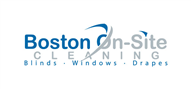 Logoinn created this logo for Boston On-Site Cleaning - who are in the Cleaning Services Logo Design  Sectors