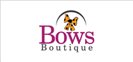 Logoinn created this logo for Bows Boutique - who are in the Apparel Logo Design  Sectors