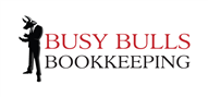 Logoinn created this logo for Busy Bulls Bookkeeping - who are in the Accountancy Firm Logo Design  Sectors