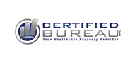 Logoinn created this logo for CERTIFIED BUREAU INC - who are in the Accounting Logo Design  Sectors