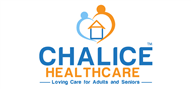 Logoinn created this logo for CHALICE HEALTHCARE SERVICES, LLC - who are in the Design Services Logo  Sectors
