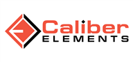 Logoinn created this logo for Caliber Elements - who are in the Industrial Logo Design  Sectors