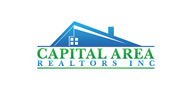 Logoinn created this logo for Capital Area Realtors Inc - who are in the Real Estate Logo Design  Sectors