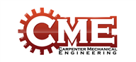 Logoinn created this logo for Carpenter Mechanical Engineering Pty Ltd - who are in the Equipment Logo Design  Sectors