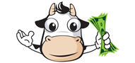 Logoinn created this logo for Cash Cow - who are in the Illustration Logo  Sectors