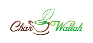 Logoinn created this logo for Char Wallah - who are in the Restaurants Logo Design  Sectors