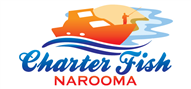 Logoinn created this logo for Charter Fish Narooma - who are in the Fun Logo  Sectors