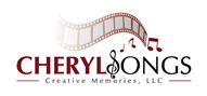 Logoinn created this logo for CherylSongs Creative Memories, LLC - who are in the Music Logo Design  Sectors