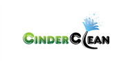 Logoinn created this logo for CinderClean - who are in the Cleaning Services Logo Design  Sectors
