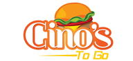 Logoinn created this logo for Cino's To Go - who are in the Food Logo Design  Sectors