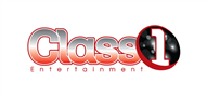 Logoinn created this logo for Class 1 Entertainment - who are in the Entertainment Logo Design  Sectors