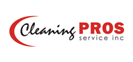 Logoinn created this logo for Cleaning Pros Service Inc - who are in the Cleaning Services Logo Design  Sectors