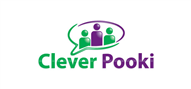 Logoinn created this logo for Clever Pooki - who are in the Information Technology Logo Design  Sectors