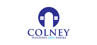 Logoinn created this logo for Colney Windows and Doors - who are in the Construction Logo Design  Sectors
