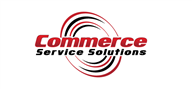 Logoinn created this logo for Commerce Service Solutions Corp. - who are in the Services Logo Design  Sectors