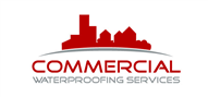 Logoinn created this logo for Commercial Waterproofing Inc. - who are in the Construction Logo Design  Sectors
