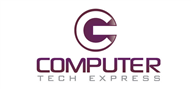 Logoinn created this logo for Computer tech Express Ltd - who are in the Computer Logo Design  Sectors