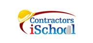 Logoinn created this logo for Contractors iSchool - who are in the Decoration Logo Design  Sectors