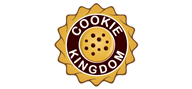 Logoinn created this logo for Cookie Kingdom - who are in the Food Logo Design  Sectors