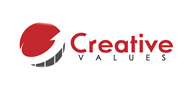 Logoinn created this logo for Creative Values Limited - who are in the Accountancy Firm Logo Design  Sectors