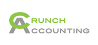Logoinn created this logo for Crunch Accounting - who are in the Accountancy Firm Logo Design  Sectors