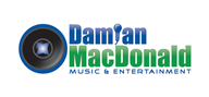 Logoinn created this logo for Damian MacDonald Music & Entertainment - who are in the Music Logo Design  Sectors