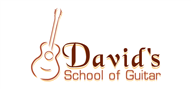 Logoinn created this logo for David's School of Guitar - who are in the Learning Logo  Sectors