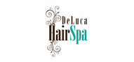 Logoinn created this logo for DeLuca HairSpa - who are in the Salon Logo Design  Sectors