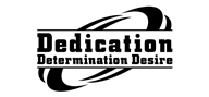 Logoinn created this logo for Dedication Determination Desire - who are in the Entertainment Logo Design  Sectors
