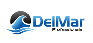 Logoinn created this logo for Del Mar Professionals - who are in the Business Logo Design  Sectors