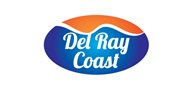 Logoinn created this logo for Del Ray Coast - who are in the Cafes Logo Design  Sectors
