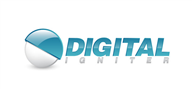 Logoinn created this logo for Digital Igniter - who are in the Computer Logo Design  Sectors