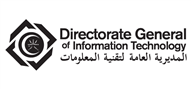 Logoinn created this logo for Directorate General of Information Technology - who are in the Arabic Logo Design  Sectors