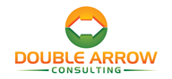 Logoinn created this logo for Double Arrow Consulting - who are in the Consulting Logo Design  Sectors