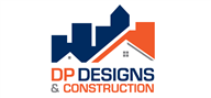 Logoinn created this logo for Dp Designs & Construction - who are in the Decoration Logo Design  Sectors