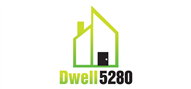 Logoinn created this logo for Dwell 5280 - who are in the Real Estate Logo Design  Sectors