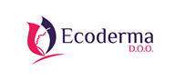 Logoinn created this logo for ECODERMA d.o.o. - who are in the Cosmetics Logo Design  Sectors