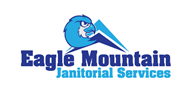 Logoinn created this logo for Eagle Mountain Janitorial Services LLC - who are in the Cleaning Services Logo Design  Sectors