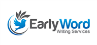 Logoinn created this logo for Early Word Resume and Copywriting Services - who are in the Communication Logo Design  Sectors