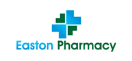 Logoinn created this logo for Easton Pharmacy - who are in the Pharmacy Logo  Sectors