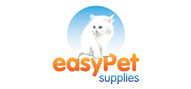 Logoinn created this logo for EasyPet Supplies - who are in the Veterinary Logo Design  Sectors