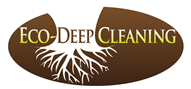 Logoinn created this logo for Eco-Deep Cleaning - who are in the Cleaning Services Logo Design  Sectors