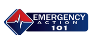 Logoinn created this logo for Energency Action 101 - who are in the HealthCare Logo Design  Sectors