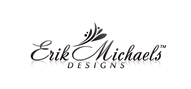 Logoinn created this logo for Erik Michaels - who are in the Cosmetics Logo Design  Sectors