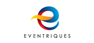 Logoinn created this logo for Eventriques - who are in the Events Logo Design  Sectors