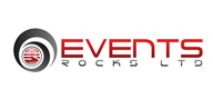 Logoinn created this logo for EventsRocks Ltd - who are in the Events Logo Design  Sectors