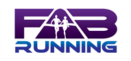 Logoinn created this logo for FAB Running - who are in the Weight loss Logo  Sectors