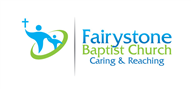 Logoinn created this logo for Fairystone Baptist Church - who are in the Religious Logo Design  Sectors