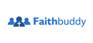 Logoinn created this logo for Faithbuddy - who are in the Religious Logo Design  Sectors